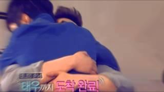 g.o.d Moment | Taewoo lifts Danny up~ (지오디 순간)