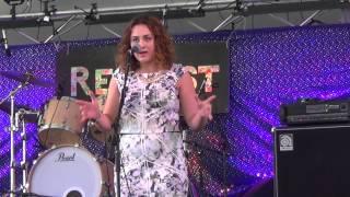 Glitter and Gold - Rebecca Ferguson (live cover)