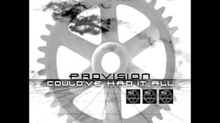 Provision - Flood Of Emotion (Ultraviolet Hard Mix)