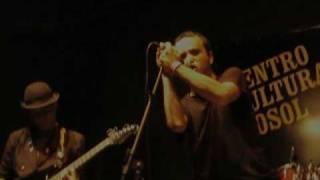 Plastique Noir (CE) ao vivo no Festival Dosol 2008
