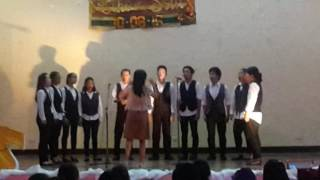 Still by Hillsong United: arranged by Marvin Pasagui (Doulos for Christ Choir )