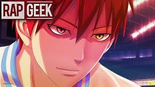 "RAP Anime #54   Akashi  (Kuroko no Basket) ""Imperador Absoluto""   Yuri Black   Beat: Sidney Sccacio"