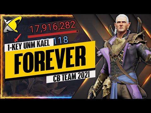 """1-KEY UNM KAEL FOREVER"" | 2021 Clan Boss Team Update | BGE's Guides | RAID: Shadow Legends"