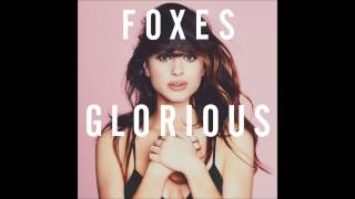 Foxes - Holding onto Heaven (Official Instrumental)
