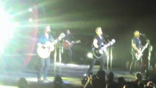 When We Stand Together live by Nickelback 150515