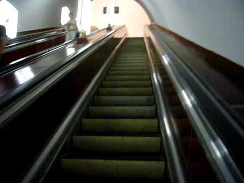Longest Escalator