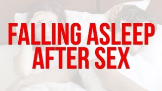 Falling Asleep After Sex Can Be Detrimental, Here's Why