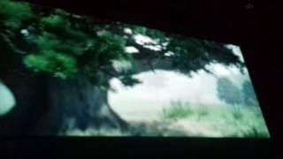 A lenda de Tarzan parte 1