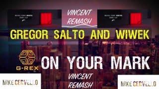 Michael feiner vs SALTO & WIWEK vs mike cervello-Mantra Mark Alchemy(VINCENT REMASH)