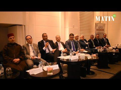 """Les acteurs de la finance s'expriment en marge de la conférence sur """"la finance participative"""" organisée à Casablanca"""