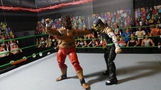 WWE MATTEL ELITE UMAGA Custom Figure Showcase