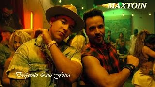 Despacito Luis Fonsi  ft. Daddy Yankee Cover Piano Maxtoin