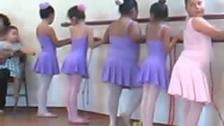 Ballet fantil.