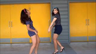 Roly Poly Dance Cover Bloopers
