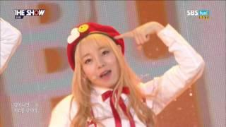 LIPBUBBLE (립버블) - POPCORN (팝콘) (Mar 28, 2017)