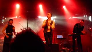 Solar Fake @ Docks Hamburg, 29.03.2015 - Such A Shame (Talk Talk cover)