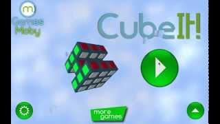 CubeIt! 3D Rubiks Cube Style Puzzle