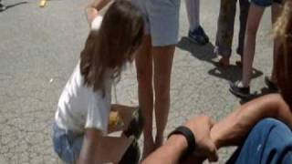 Dazed & Confused freshman proposes to Don Dawson