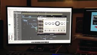From the studio. Remixing Astrix - Type 1