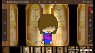 Bad Time||Parody of Good Time - Owl City|| UNDERTALE
