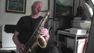 Samba de Orfeu - Bossa Nova Jazz on Tenor Sax