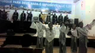 Cassiane -Muita Unção - Coreografia Do Grupo Brilho Celeste