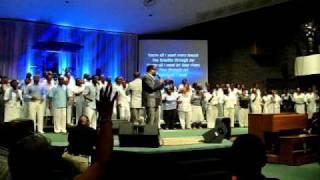 Hezekiah Walker Concert Video   8 21 10 002