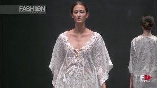 LESLIE Monte-Carlo Spring Summer 2019 Montecarlo MCFW - Fashion Channel