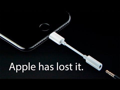 The iPhone 7 Rant: Apple Dun Goofed Up