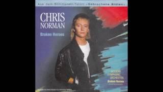 "Chris Norman – ""Broken Heroes"" (instrumental) (Germany Hansa) 1988"