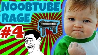 Noobtube Rage: Episode 4 (Youtuber has Hilarious RAGE!!)