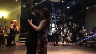 Sebasian Jimenez & Joana Gomes Seoul 2018 Opening Milonga 1/2