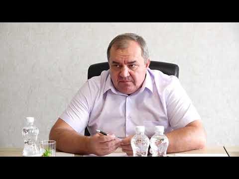 Глава Администрации района посетил с рабочим визитом село Табунщиково