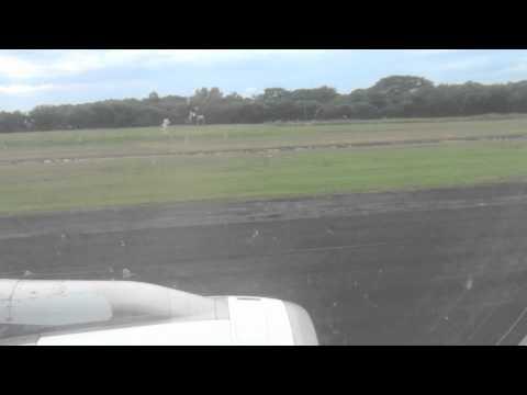 Taca Airlines Managua Arrival