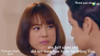 Kaning said to divorce on the interview ll Princess Hours Thailand Ep17 English sub