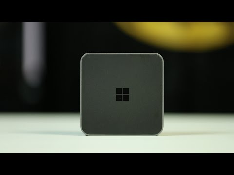 مراجعة قطعة Microsoft Lumia 950/950XL Dock & Continuum