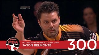 PBA Televised 300 Game #21: Jason Belmonte
