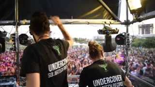 UnderCover live show @ Slide'N'Dance 2015