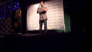 mauricio meirelles - stand up em Joinville