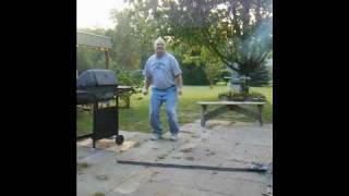 I think my Dad's goin' craazy?!