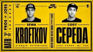 Cody Cepeda Vs Sewa Kroetkov: BATB7 - Finals