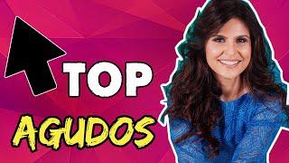 ALINE BARROS - TOP 10 - MELHORES AGUDOS