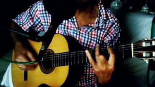 If You Could Read My Mind ~ Glen Campbell ~ Acoustic Cover w/ Ricardo Sanchis Carpio