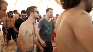 Última fiesta electrónica en la playa!! 28/MAY/2011