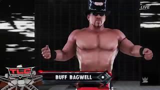 Buff Bagwell WWe 2k18 Mod