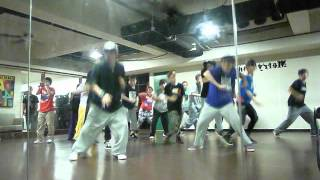 2012.8.15 小黑 HIPHOP - Esso - Arab Beat