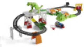 Thomas and Friends Trackmaster Dino Escape Set 2018 Big World Big Adventures
