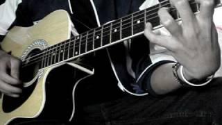 A Little Bit guitar cover by John Rex
