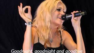 Pixie Lott - Goodnight & Goodbye Lyrics
