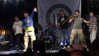RHA-BAH ft. CHONEY with PROCES -KO VIDI, ZNA live (03.06.2009)